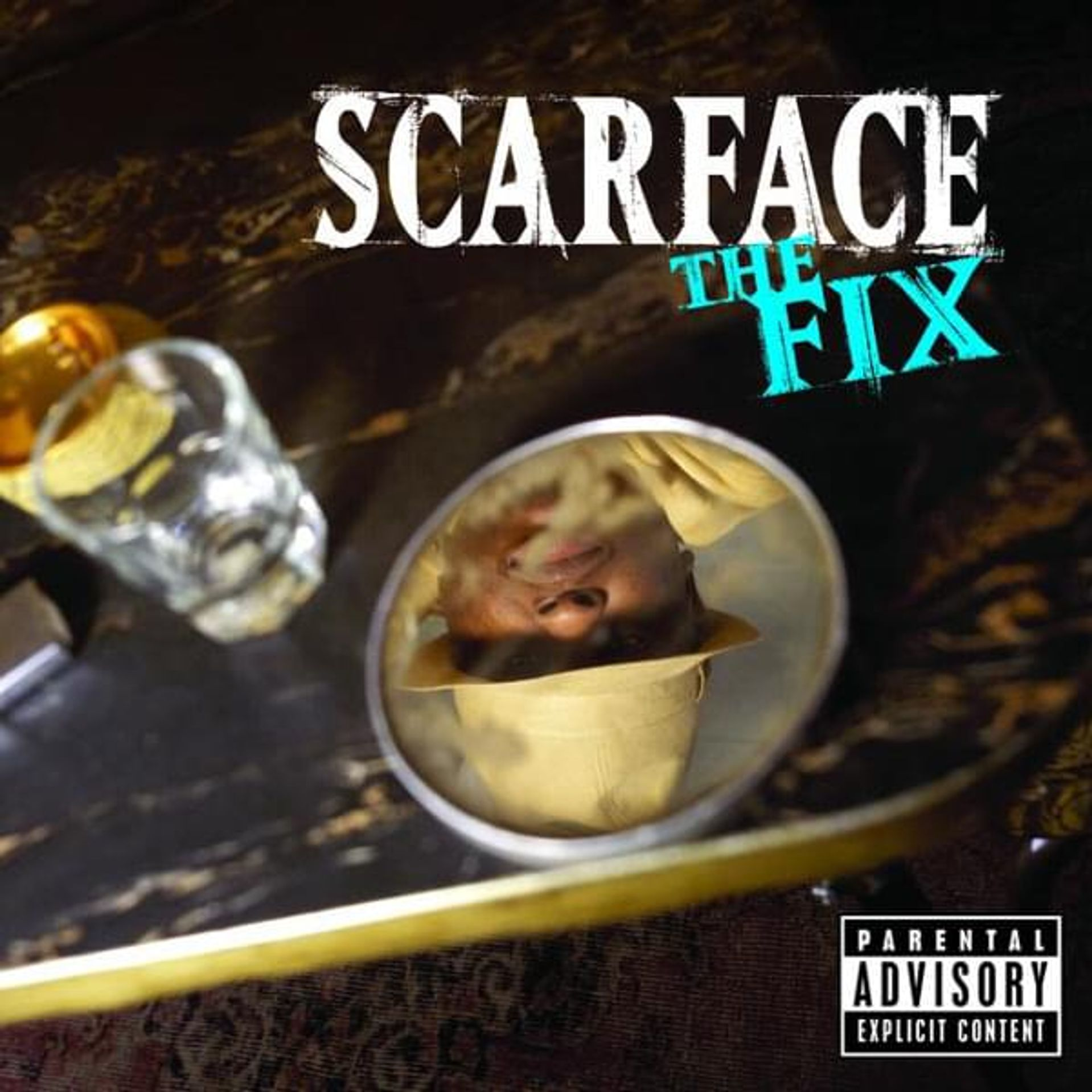 Album Title: The Fix by: Scarface