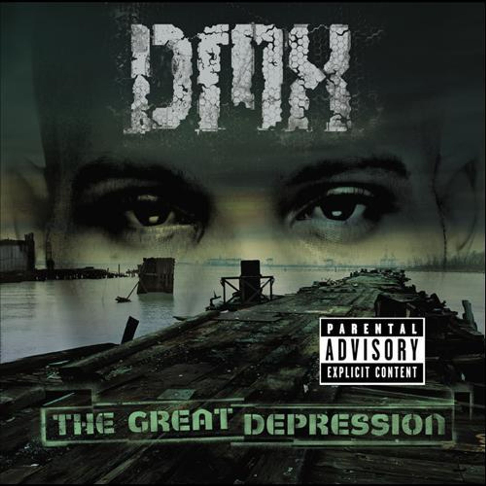 Album Title: The Great Depression by: DMX