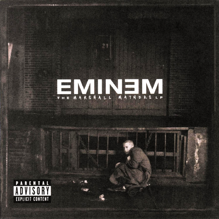 Album Title: The Marshall Mathers LP by: Eminem