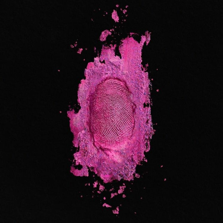 Album Title: The Pinkprint by: Nicki Minaj
