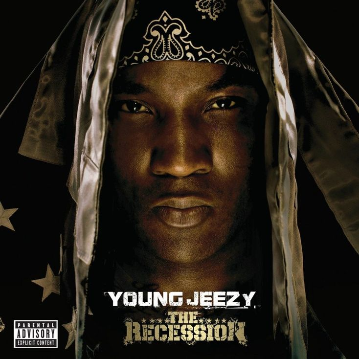 Album Title: The Recession by: Young Jeezy