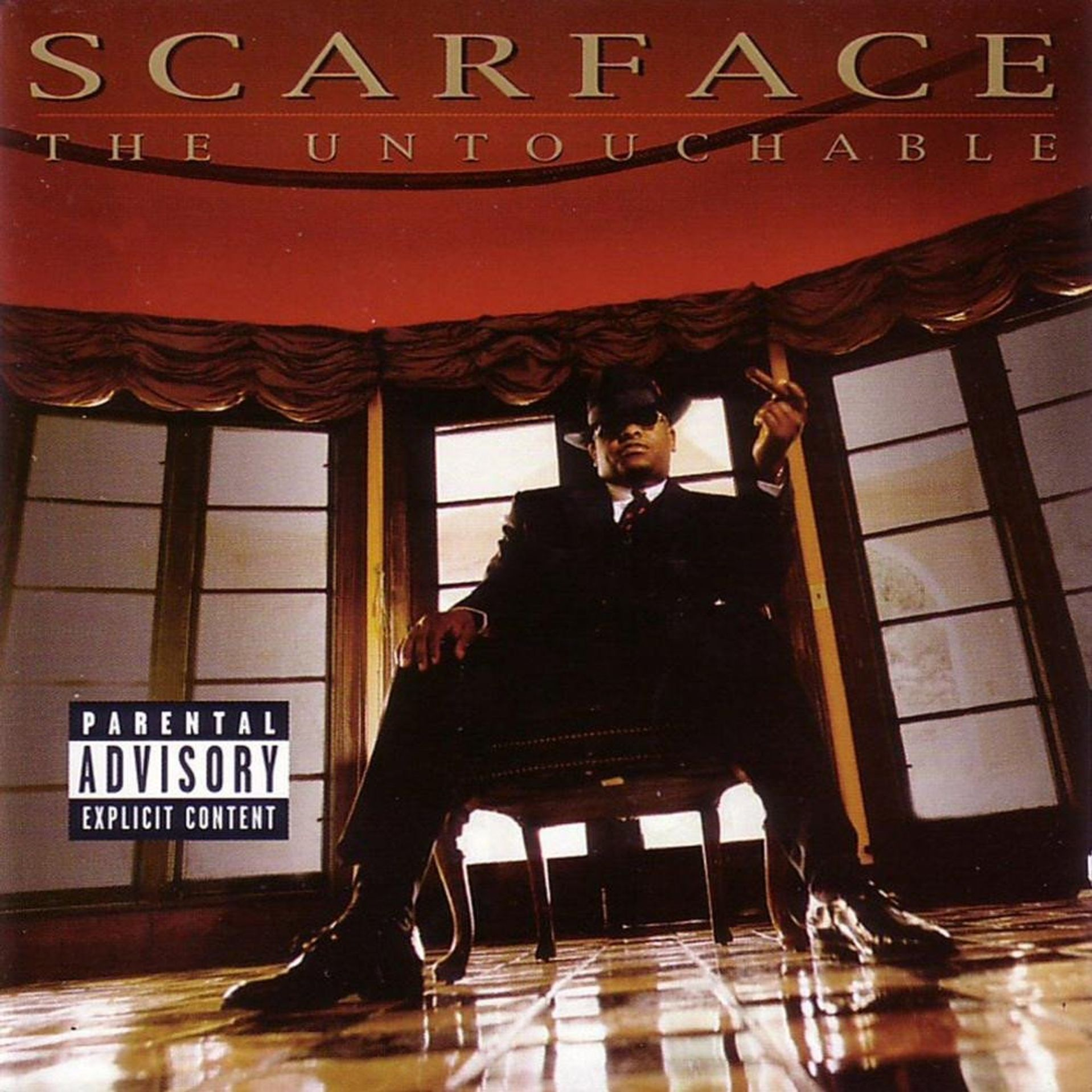 Album Title: The Untouchable by: Scarface