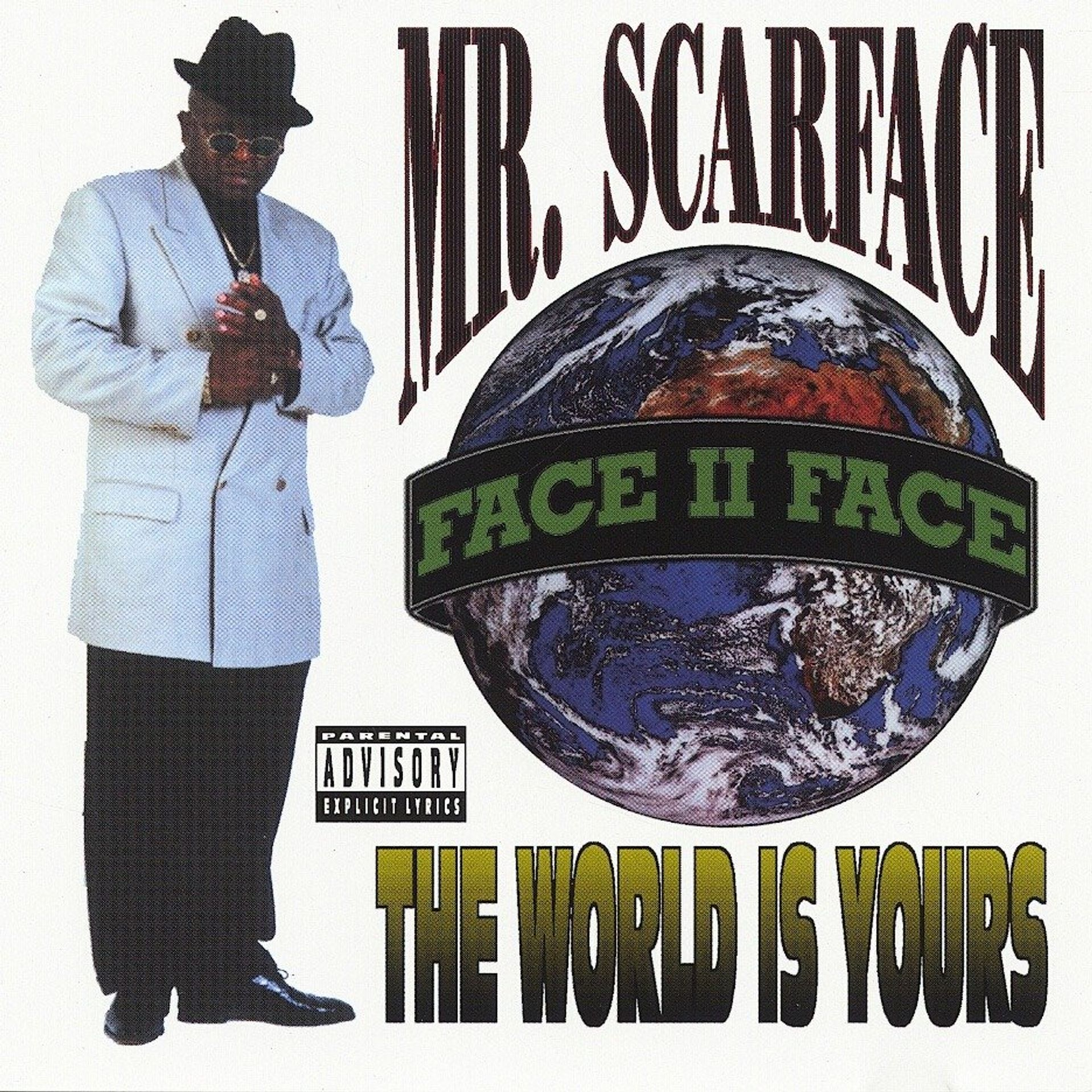 Album Title: The World is Yours by: Scarface