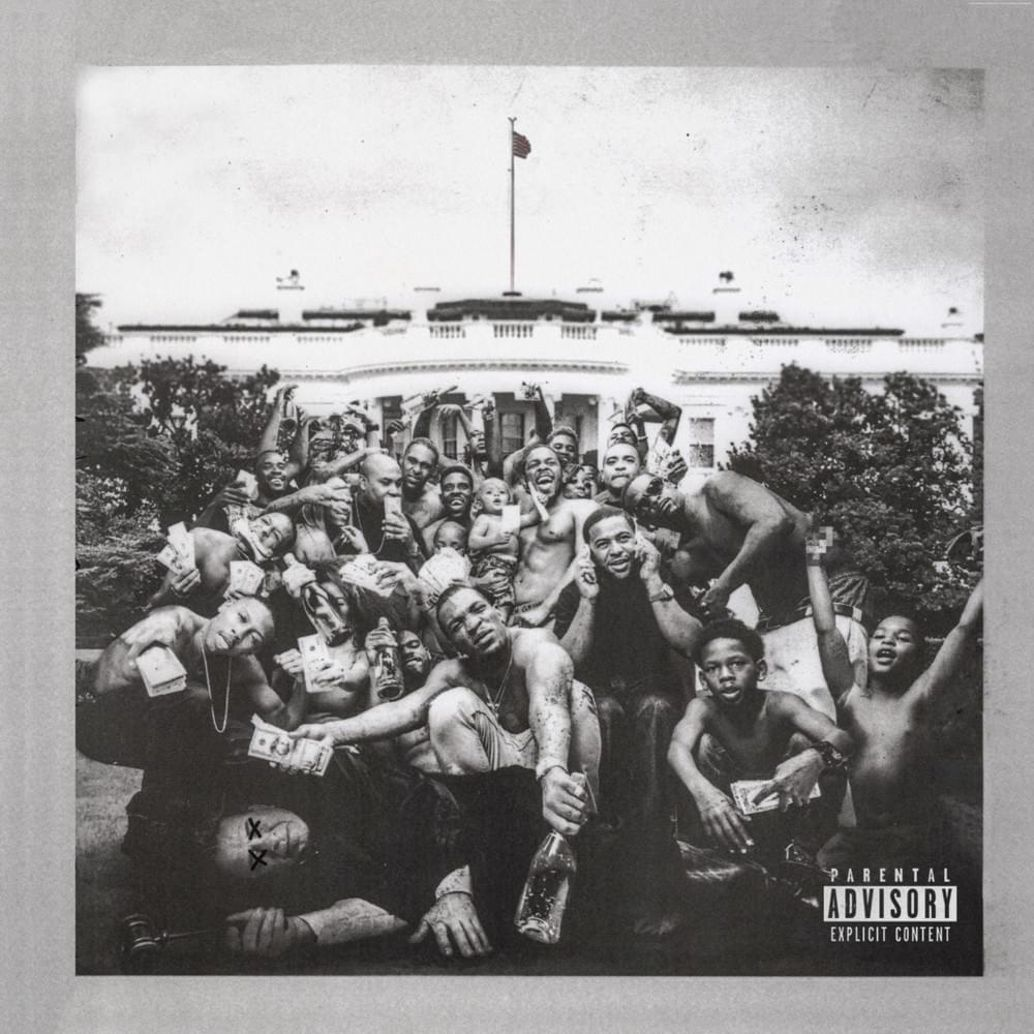 Album Title: To Pimp a Butterfly by: Kendrick Lamar