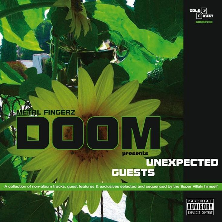 Album Title: Unexpected Guests by: MF DOOM