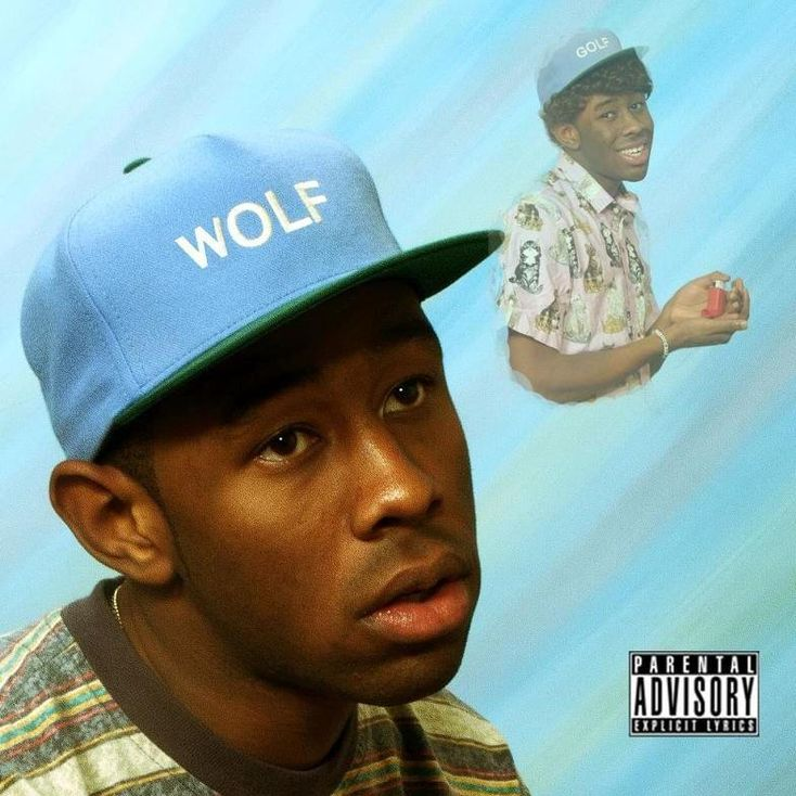 Album Title: Wolf by: Tyler, The Creator