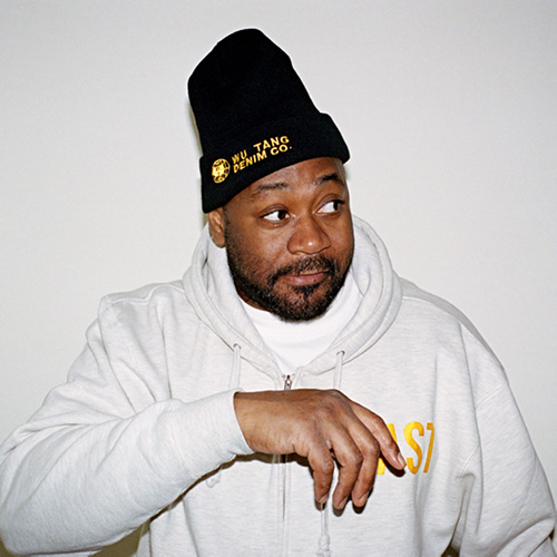 Headshot of hip-hop artist Ghostface Killah