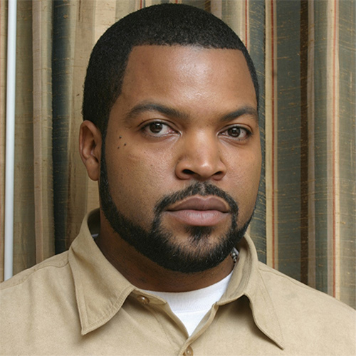 Headshot of hip-hop artist Ice Cube
