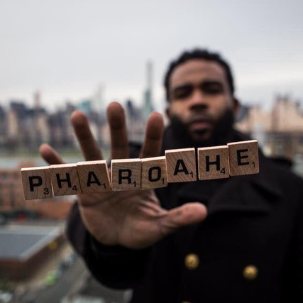 Headshot of hip-hop artist Pharoahe Monch