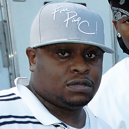 Headshot of hip-hop artist Scarface